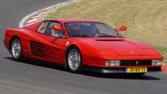 """Ferrari: cade l'esclusività del nome """"Testarossa"""""""