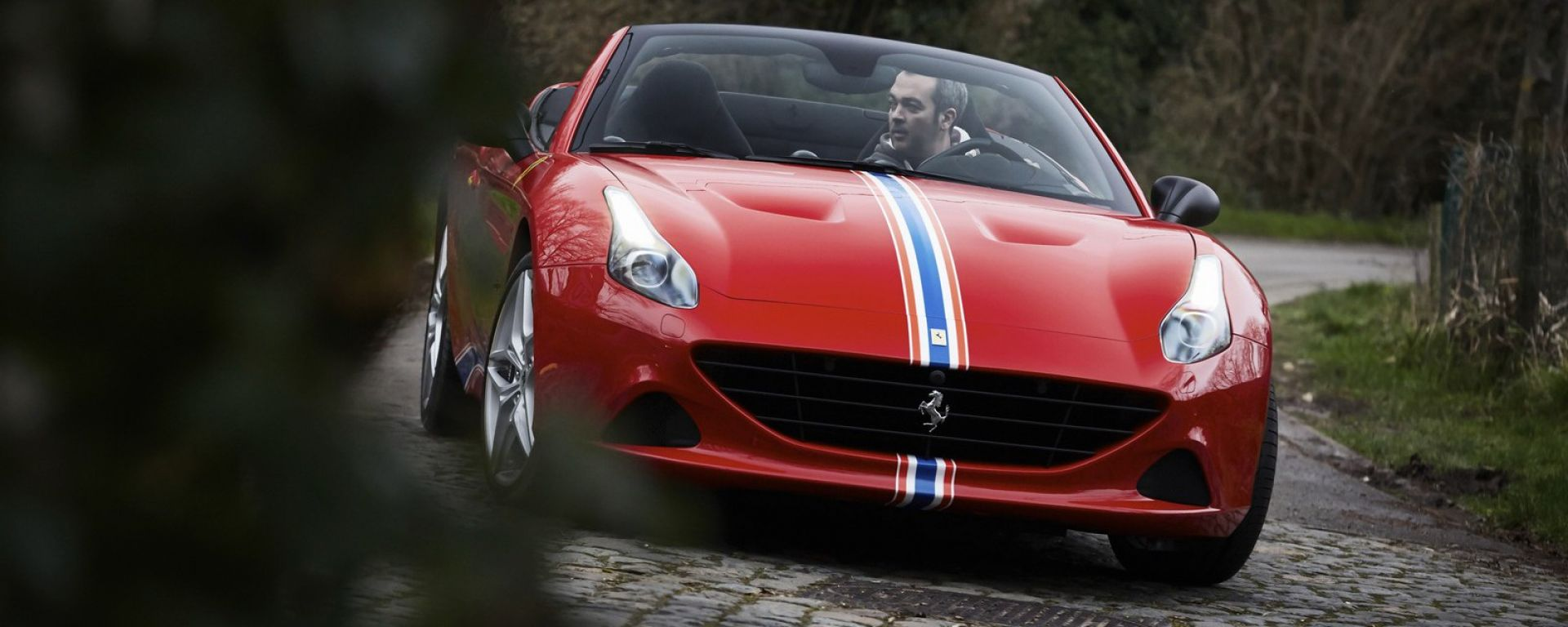 Ferrari California T Francorchamps Motors Tribute Tailor Made