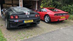 Ferrari Challenge Stradale del 2003 e 348 GTS