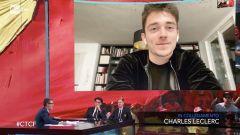 Ferrari: Charles Leclerc, Sebastian Vettel e Mattia Binotto a Che Tempo Che Fa del 16/02/2020