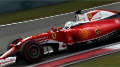 Ferrari - Cina qualifiche