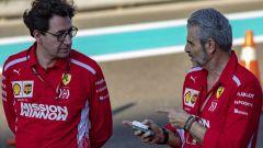Ferrari, cosa cambia con Binotto