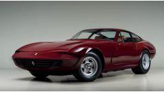 Ferrari Daytona: il rendering in lavorazione