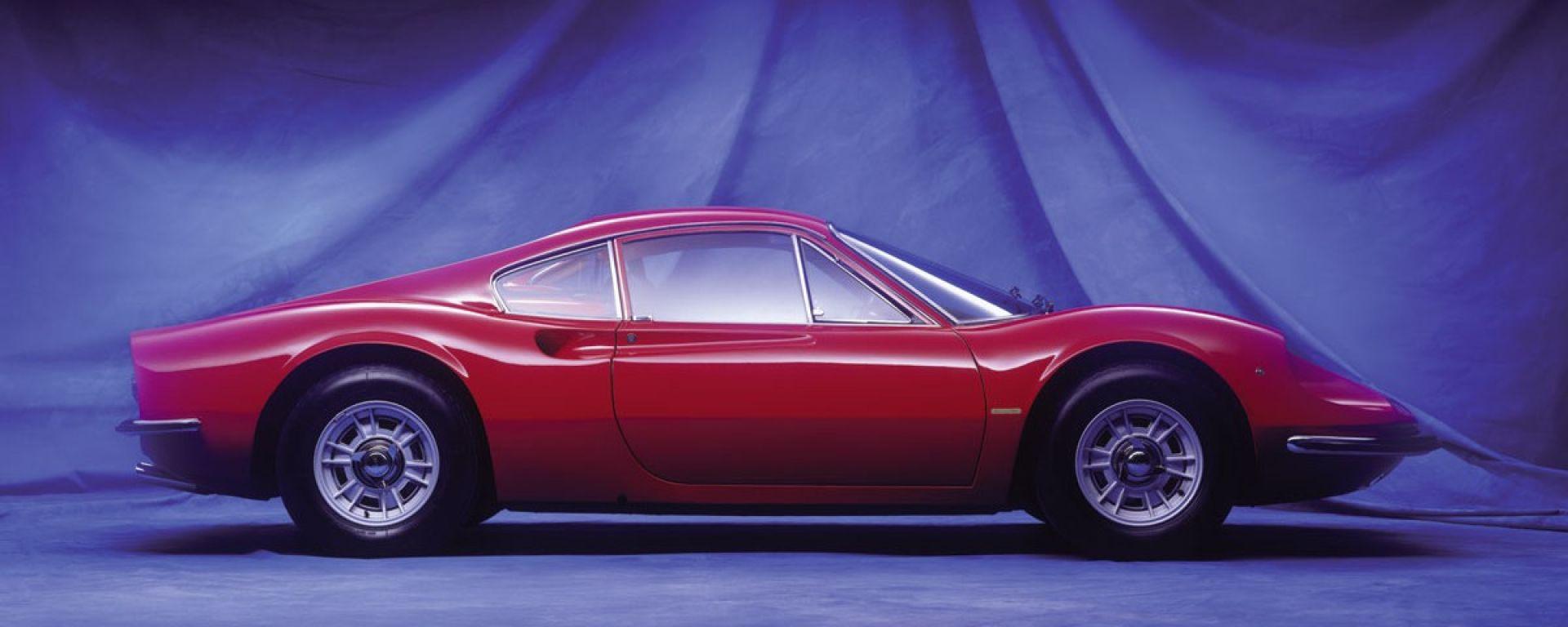 Ferrari Dino: Marchionne annuncia il ritorno