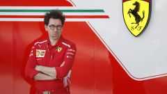 Ferrari, è iniziata l'era Binotto