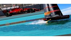 Ferrari e Luna Rossa, Formula 1 e America's Cup by Motorbox
