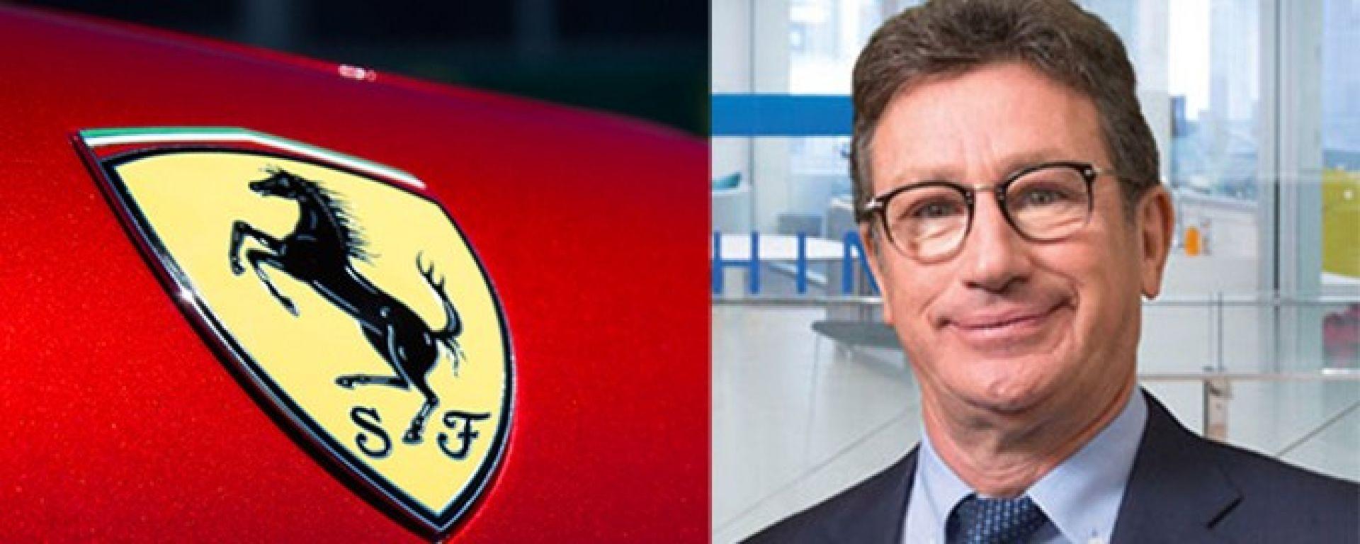 Ferrari, Elkann: nessun ribaltone in Ferrari, resta Camilleri