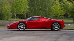 Ferrari Enzo: 0-100 in 3,6 secondi e velocità massima di 350 km/h