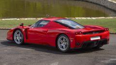 Ferrari Enzo: fu costruita in soli 399 esemplari