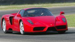 Ferrari Enzo: il frontale ispirato alla Ferrari F1