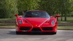 Ferrari Enzo: il frontale