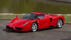 Ferrari Enzo: il motore è capace di 660 CV