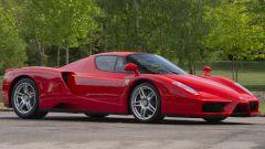 Ferrari Enzo: il motore è un V12 da 6.0 litri