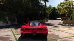 Ferrari Enzo il retro