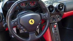 Ferrari Enzo: il volante