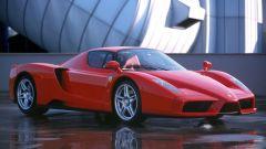 Ferrari Enzo, vista 3/4 anteriore