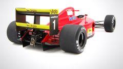Ferrari F1 90 641 di Prost e Mansell