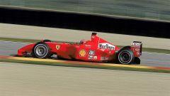 Ferrari F1: all'asta la monoposto 2001 di Michael Schumacher - Immagine: 1
