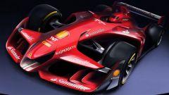 Ferrari F1 Concept: anche Maranello immagina le monoposto da Formula 1 del Futuro