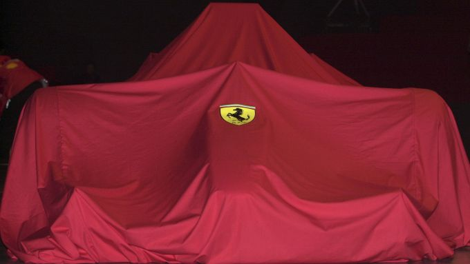 Ferrari F1, la presentazione in diretta con il commento di RadioBox
