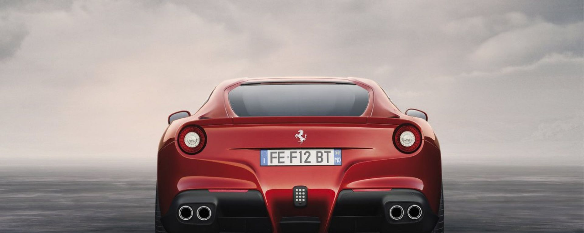 Ferrari F12berlinetta: il listino ufficiale