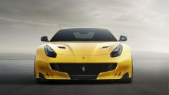 Ferrari F12tdf: vista frontale
