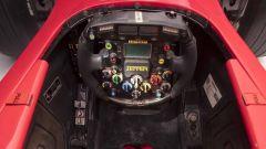 Ferrari F2001, abitacolo