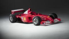 Ferrari F2001 all'asta