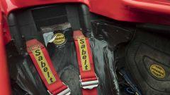 Ferrari F2001, posto di guida