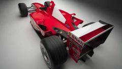 Ferrari F2001, vista tre quarti