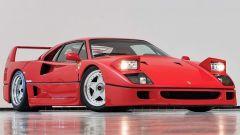 Ferrari F40: i fari erano a scomparsa