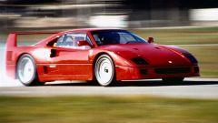 Ferrari F40: i trent'anni di un'icona leggendaria