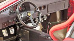 Ferrari F40: il posto di guida