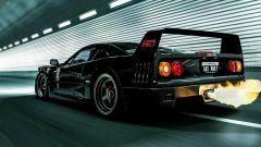 Ferrari F40: il restomod di Gas Monkey Garage per la trasmissione Fast'n'loud