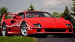 Rarissima Ferrari F40 LM GTC in vendita per 5.000.000 di euro - Immagine: 1