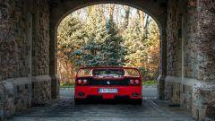 Ferrari F50 Berlinetta Prototipo, la prima prodotta