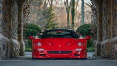 Ferrari F50 Berlinetta Prototipo: visuale anteriore