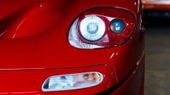 Ferrari F50: dettaglio del faro
