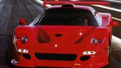 Ferrari F50 GT: doveva partecipare al campionato BPR Global GT Series