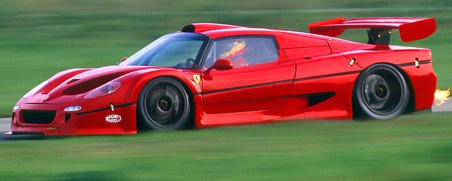 Ferrari F50 GT: il prototipo che non ha mai corso