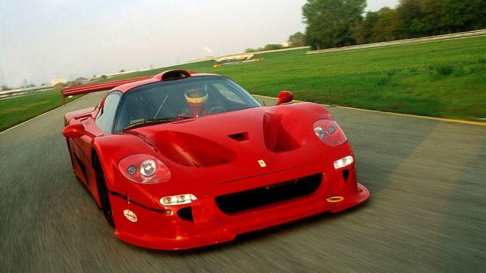 Ferrari F50 GT: la macchina da corsa di Maranello che non ha mai gareggiato