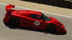 Ferrari F50 GT: la pista era il suo ambiente naturale