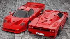 Ferrari F50 Longtail: foto, scheda tecnica, rendering