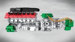 Ferrari F70: com'è la rossa sotto il vestito - Immagine: 5