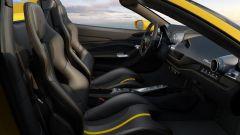 Ferrari F8 Spider, gli interni
