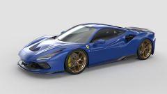 Ferrari F8 Tributo by 1016 Industries: la supercar di Maranello con i pezzi in 3D