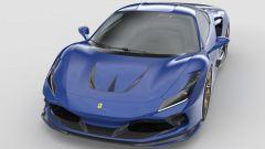 Ferrari F8 Tributo by 1016 Industries: la supercar vista di 3/4 dall'alto