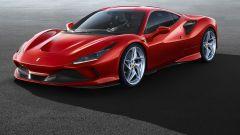 Ferrari F8 Tributo: nuovo sistema S-Duct sul frontale