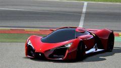 Ferrari F80 Concept: sarà così la Ferrari elettrica?