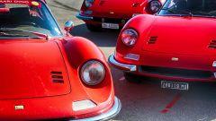 Ferrari festeggia i 50 anni dalla prima messa su strada della Dino - Immagine: 3